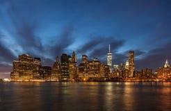 Downtown Manhattan Stock Photography