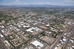 Downtown Mesa Royalty Free Stock Photos