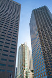 Downtown of Miami Stock Photo