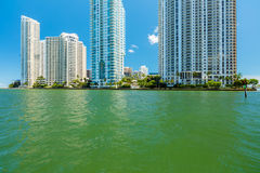 Downtown Miami Royalty Free Stock Image