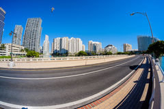 Downtown Miami Stock Photos