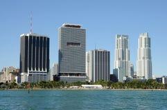 Downtown Miami, Florida Royalty Free Stock Image