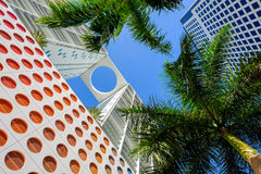 Downtown Miami Stock Photography