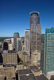 Downtown Minneapolis Stock Photos