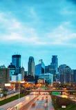 Downtown Minneapolis, Minnesota Stock Photos
