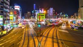 Downtown Nagasaki, Japan stock footage