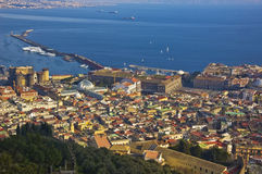 Downtown of Naples, Italy Stock Photo