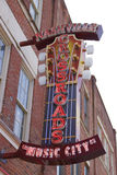 Downtown Nashville Royalty Free Stock Images