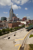 Downtown Nashville Tennessee Royalty Free Stock Photo