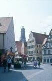 Downtown Neresheim Royalty Free Stock Photo
