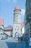 Downtown Neresheim Stock Images