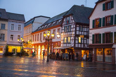 Downtown Neustadt an der Weinstrasse Royalty Free Stock Photography