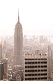 Downtown New York City Royalty Free Stock Photos