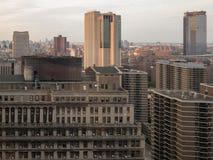 New York City Skyline Royalty Free Stock Photos