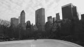 Downtown of New York Stock Photography