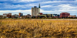 Free Downtown Of Greater Moncton, New Brunswick, Canada Stock Photos - 148569693