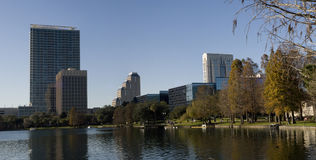 Downtown Orlando Florida Stock Photos
