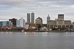 Downtown Peoria stock photos
