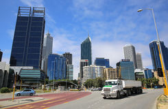 Perth Royalty Free Stock Photo