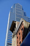 Downtown Philadelphia Skyscraper Royalty Free Stock Image