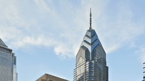 Downtown Philadelphia stock video