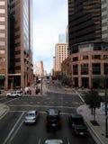 Downtown phoenix Stock Photography