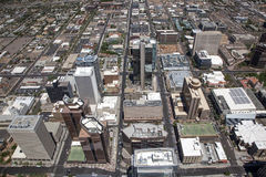 Downtown Phoenix Stock Photography