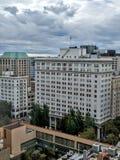 Downtown Portland Oregon Stock Photography