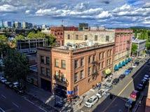 Downtown Portland Oregon Stock Photos