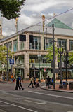 Downtown Portland Oregon Stock Images