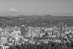 Downtown Portland, Oregon Royalty Free Stock Photography