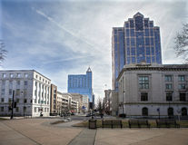 Downtown Raleigh, North Carolina Royalty Free Stock Image