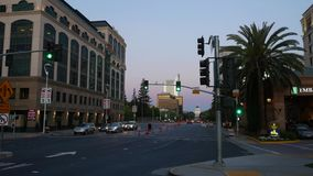 Downtown Sacramento, CA stock footage