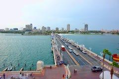 Downtown Saint Petersburg, Florida stock images