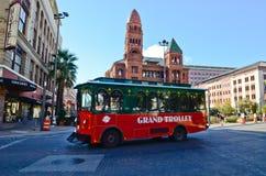 Downtown San Antonio Stock Photo
