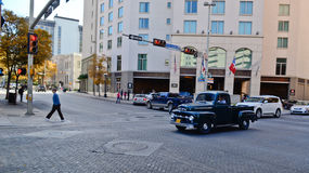 Downtown San Antonio Royalty Free Stock Images