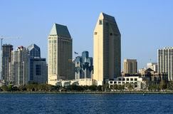 Downtown San Diego,Ca Stock Photography