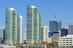 Downtown San Diego, California Royalty Free Stock Image
