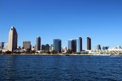 Downtown San Diego. Skyline, California, USA stock photo