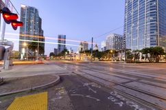 Downtown San Diego Royalty Free Stock Photography