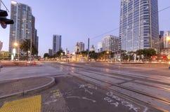 Downtown San Diego Royalty Free Stock Photo