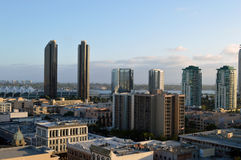 Downtown San Diego royalty free stock image