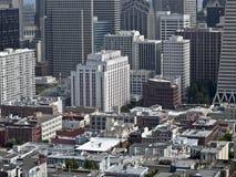 Downtown San Francisco Stock Photos