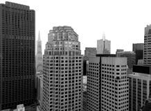 Downtown San Francisco Royalty Free Stock Photos