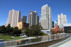 Downtown San Francisco Royalty Free Stock Photos