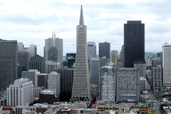 Downtown San Francisco Stock Image