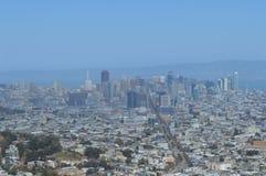 Downtown San Francisco California Royalty Free Stock Images