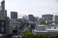 Downtown San Francisco Stock Photography
