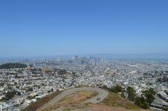 Downtown San Francisco Stock Image