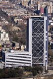 Downtown Santiago V Stock Photography